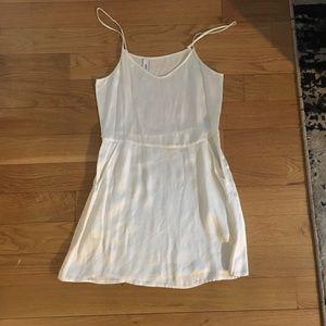 PH5 silk slip dress